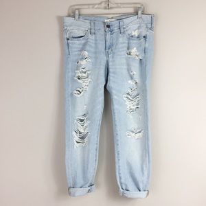 Abercrombie & Fitch The A&F Easy Fit Boyfriend